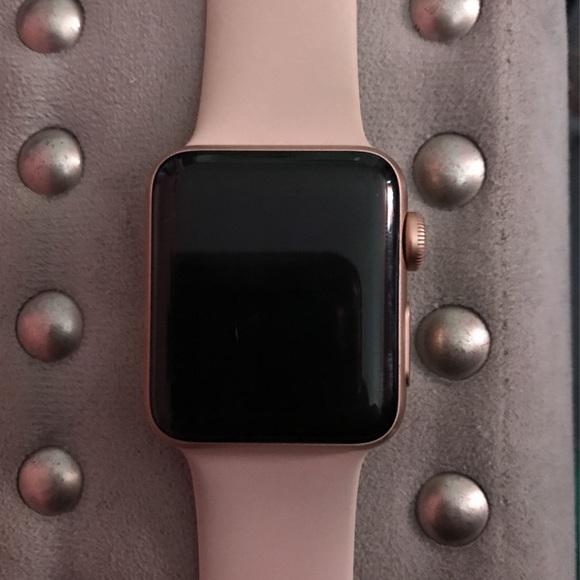 Apple Accessories Apple Watch Series 3 Rose Gold Poshmark